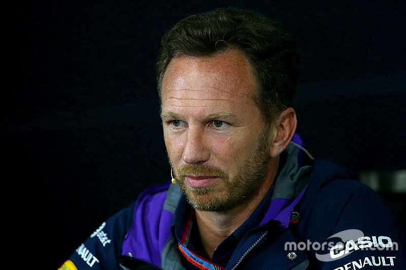 "Horner: ""Red Bull mantuvo charlas con VW para la F1"""