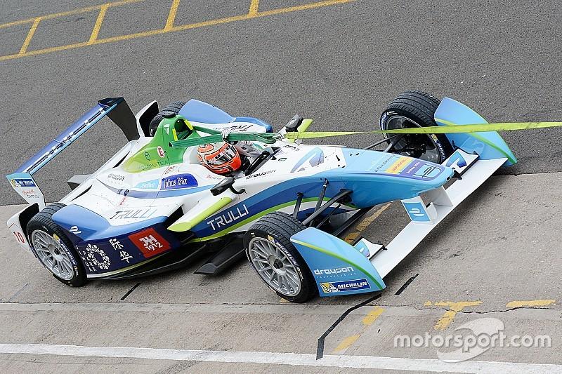 Trulli Formula E team in danger of missing Malaysia