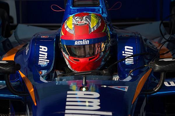 Formule E Toch nog een punt voor Robin Frijns bij Formule E-debuut