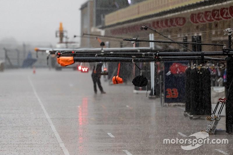 La calificación del GP de Estados Unidos se pospone para el domingo