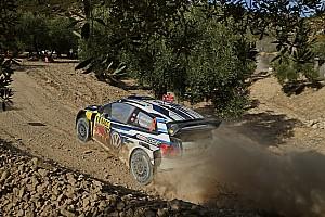 WRC 赛段报告 WRC西班牙站次日:奥吉尔孤独领跑
