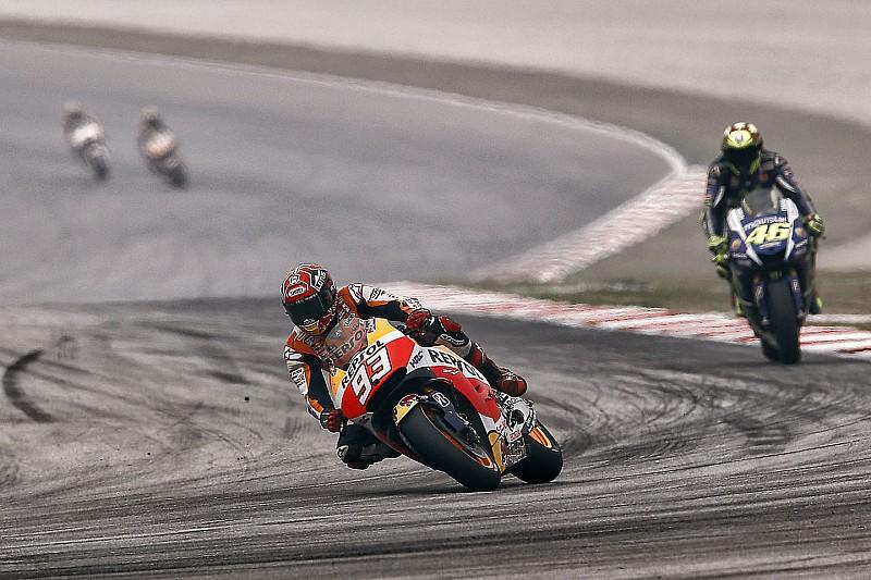 Valentino Rossi: Punkte bleiben, aber Rückversetzung in Valencia