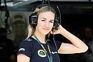 Carmen Jorda: veja quem é a bela piloto espanhola da Lotus