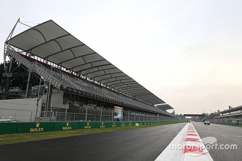 Ar rarefeito: GP do México pode ter recorde de velocidade