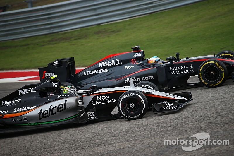 """Alonso - """"Concentration et intelligence"""" pour gérer la voiture de sécurité virtuelle"""