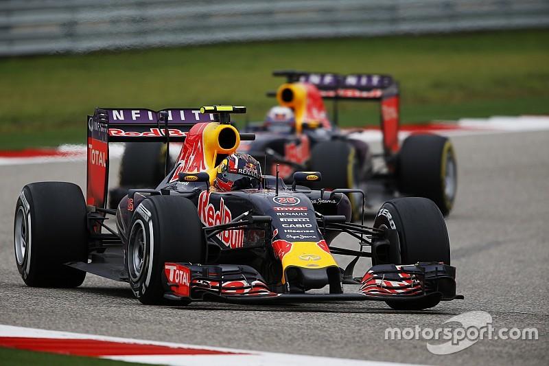 Пилоты Red Bull попросили уточнить правила VSC
