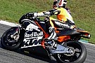 Ecco la KTM RC16 MotoGp in pista al Red Bull Ring