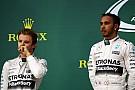 Massa comenta sobre fase de Rosberg: