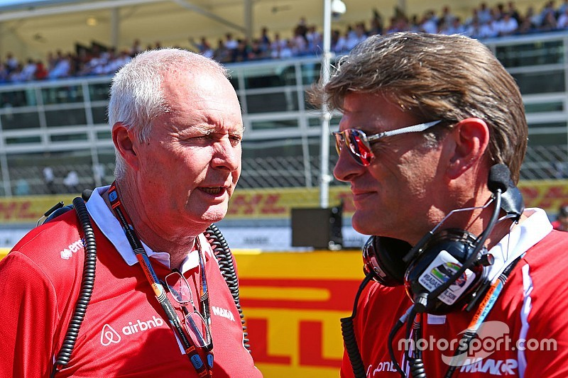 Manor F1 chiefs Lowdon and Booth resign