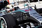 Mexico snelste circuit op de kalender: Hamilton noteert 362,3 km/u