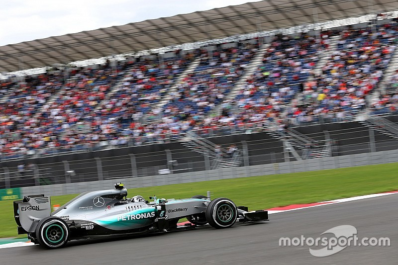 Città del Messico, Libere 2: Rosberg poi le Red Bull!