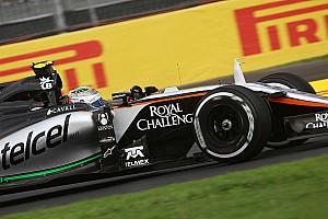 Formule 1 Actualités Force India attend toujours un accord avec Aston Martin