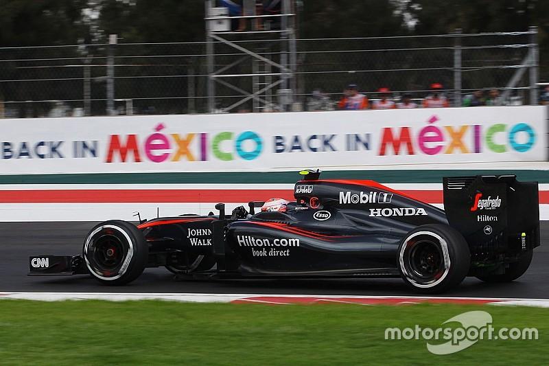 Jenson Button non scenderà in pista nelle qualifiche
