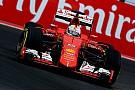 Mexican Grand Prix: Vettel third fastest, Raikkonen 15th