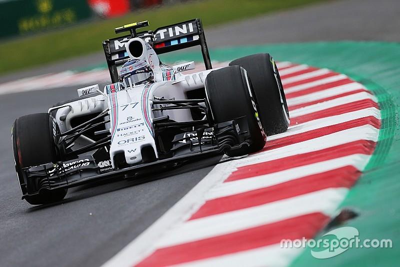 Боттас: В гонке рассчитываем побороться с Red Bull