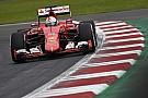 Vettel admite un error de su parte en México