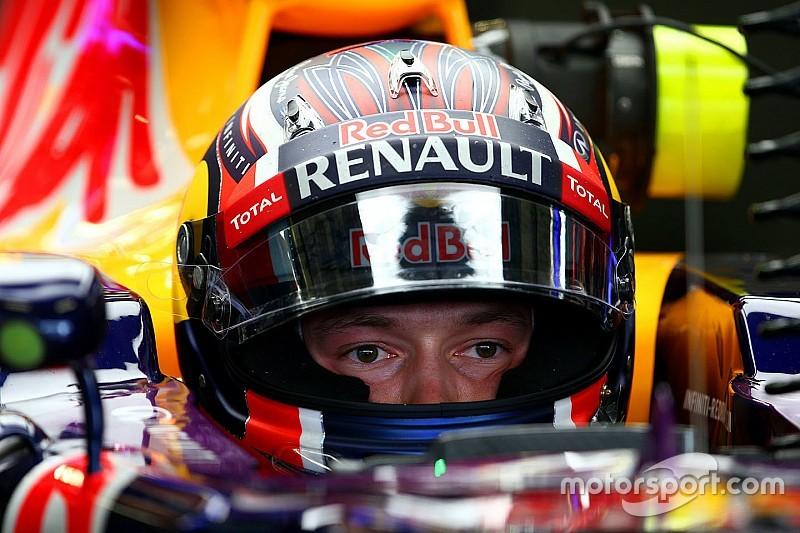 """Horner - L'avenir de Kvyat chez Red Bull est assuré """"à 100%"""""""