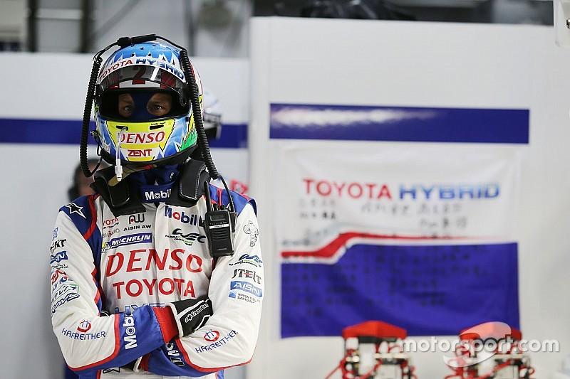 Du changement chez les pilotes Toyota en 2016?