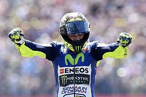 MotoGP Contenu spécial L'Histoire fait de Valentino Rossi le favori pour le titre