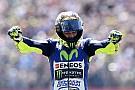 L'Histoire fait de Valentino Rossi le favori pour le titre