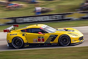 IMSA Special feature Jan Magnussen: New Corvette tested; fresh hopes for Kevin
