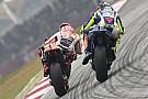 Rossi diz se arrepender de incidente com Marquez