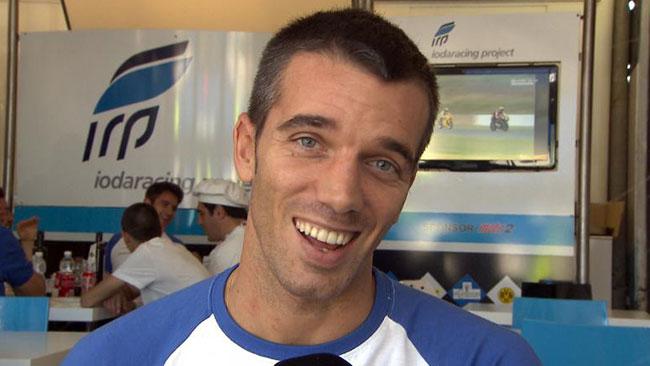 """De Angelis: """"Sono qui per mostrare che sto meglio"""""""