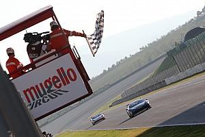 Ferrari Rennbericht Matteo Santoponte gewinnt Auftaktrennen der Trofeo Pirelli