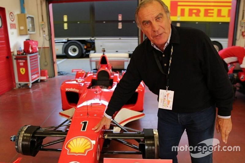 Video: Giorgio Piola onthult de technische geheimen van Ferrari F1