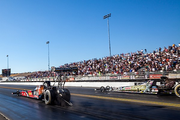 Brittany Force hopes good vibes at home track leads to first career Top Fuel win at NHRA finals