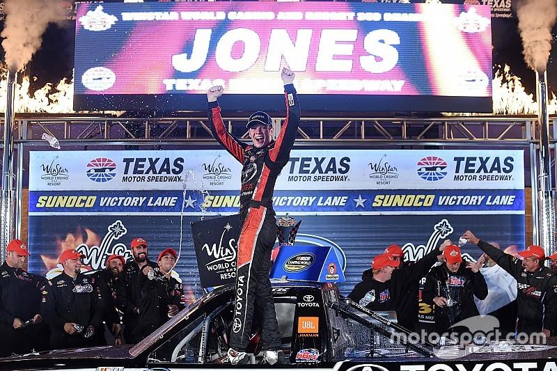 No Texas, Jones domina e volta a vencer pela Truck Series