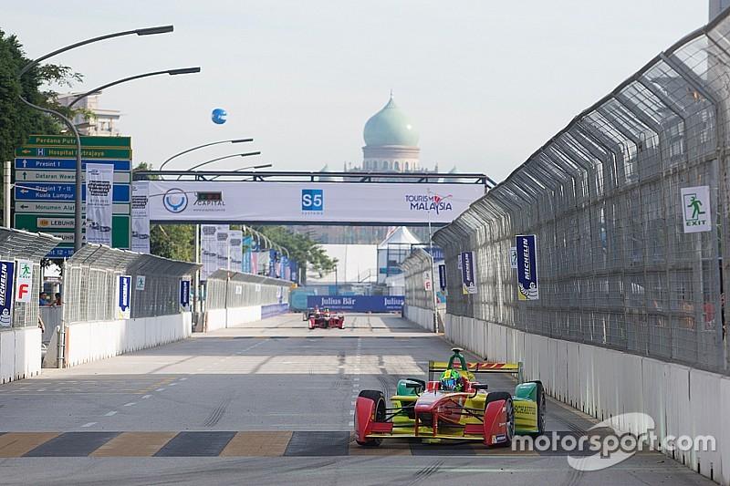 Ди Грасси: Это была моя самая сложная гонка в Формуле Е