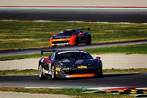 Ferrari Relato de classificação Romanelli é pole em corrida 2 da North American/Coppa Shell