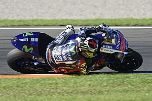 MotoGP Qualifying report Lorenzo stuns with perfect pole in Spain
