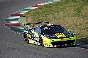 Ferrari Reporte de la carrera Prinoth logra el triunfo en la Coppa Shell World Final