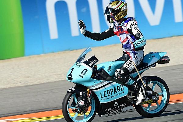 Moto3 Course - Oliveira vainqueur, Danny Kent enfin titré!