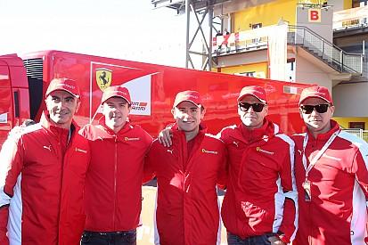 Ferrari GT: het leven bij de Scuderia voor Bruni, Rigon en Bertolini