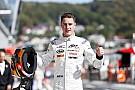 Stoffel Vandoorn será  piloto reserva de McLaren en 2016