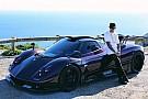 Hamilton bate carro de R$ 8 milhões às 3h da manhã em Mônaco