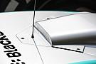 Mercedes probará su S-duct en el GP de Brasil