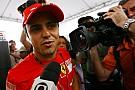 Massa fala sobre perda de espaço da F1 na Rede Globo