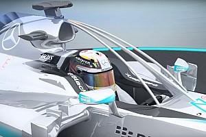 Формула 1 Избранное Видео: новое предложение FIA по закрытым кокпитам