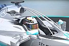 Видео: новое предложение FIA по закрытым кокпитам