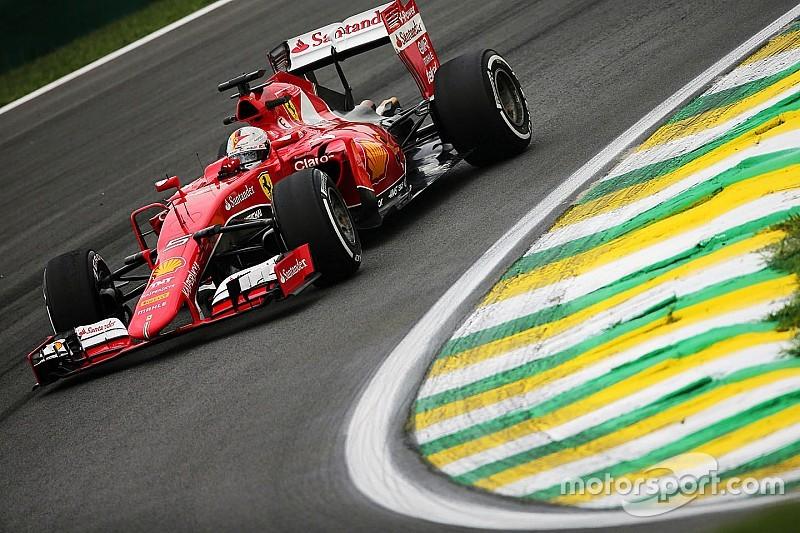 """Vettel: """"Era difficile far funzionare bene le gomme"""""""
