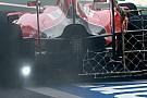 Ferrari: c'è un raggio laser nel retrotreno della SF15-T