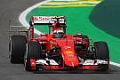 "Ferrari on the ""second row"""