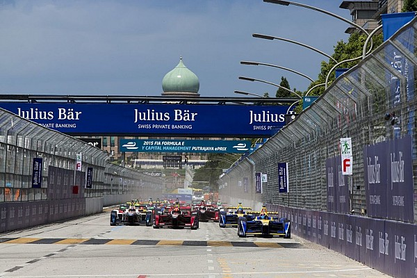 Formula E TV, il Putrajaya ePrix supera la F.1 negli USA!