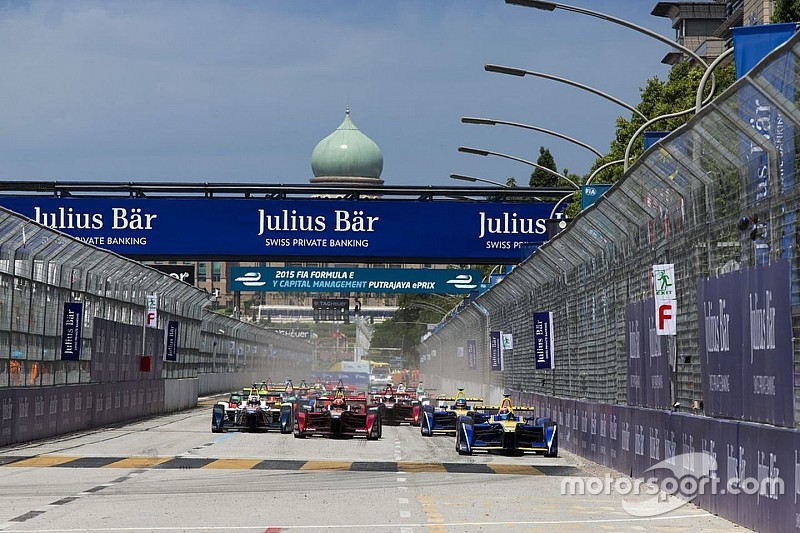 TV, il Putrajaya ePrix supera la F.1 negli USA!