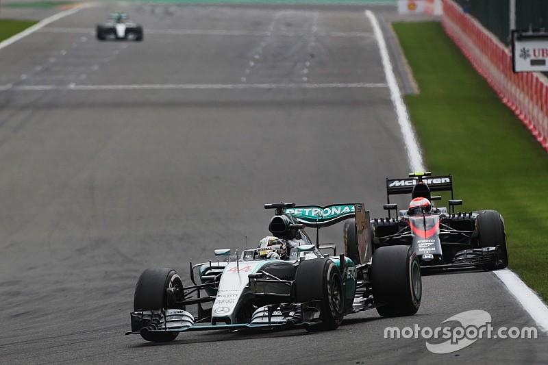 McLaren no coincide con Mercedes sobre sus preocupaciones