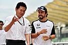 Honda apoya el humor de Alonso y Button en Brasil